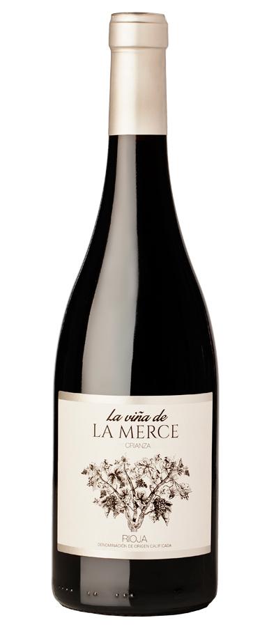 Bottle La viña de La Merce