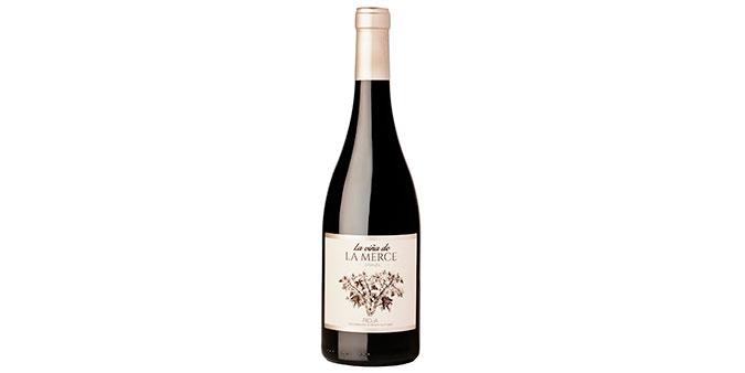 Botella La viña de la Merce