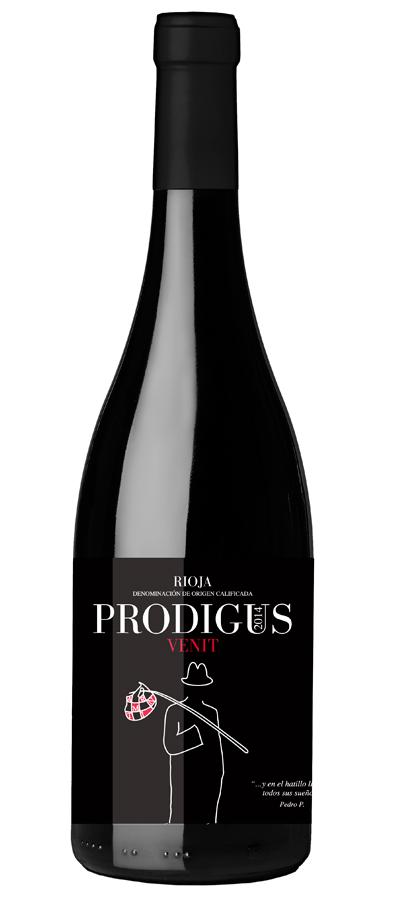 Botella Prodigus Venit
