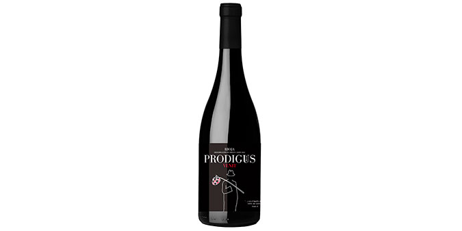 Bottle Prodigus Venit